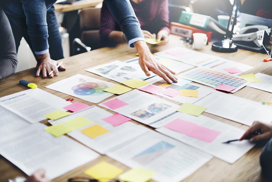 Ein gutes Corporate Design bietet wirtschaftliche Vorteile