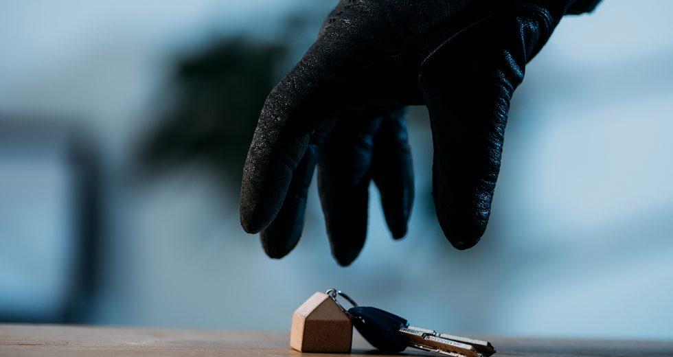 Schlüsselklausel: Auf der sicheren Seite mit einem Schlüsselkasten mit Zahlenschloss