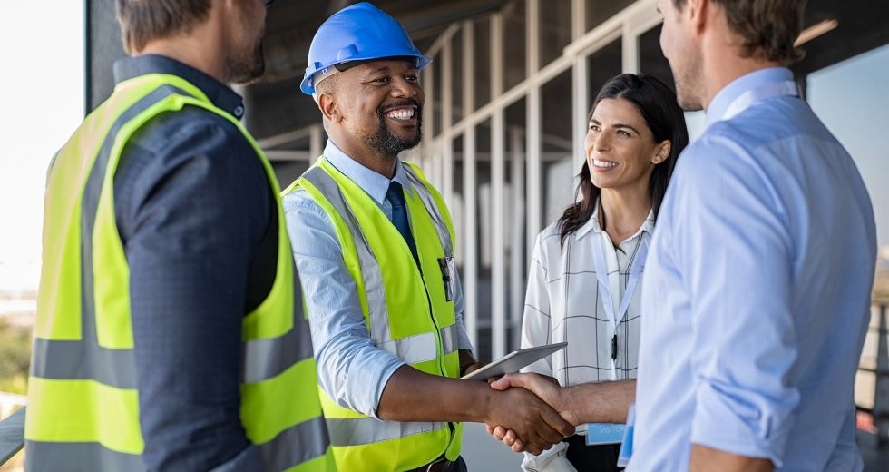 Einsatz von Fremdfirmen – geteilte Verantwortung beim Arbeitsschutz