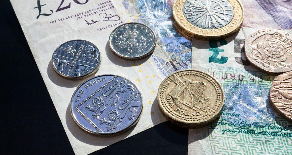 Währung England – das Britische Pfund