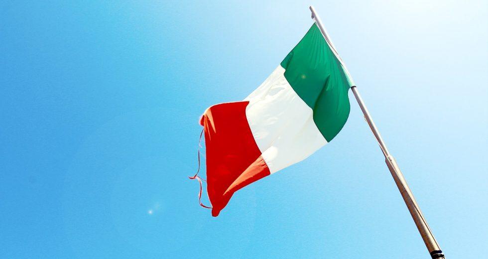 Überweisung nach Italien