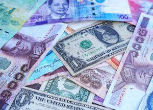 Auslandswährung, Wechselkurs und Geldanlage