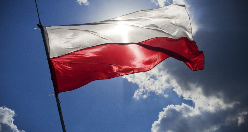 Überweisung nach Polen